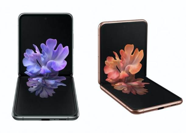 扩充阵容三星Galaxy Z Flip 5G登场亮相 全新铜色亮眼