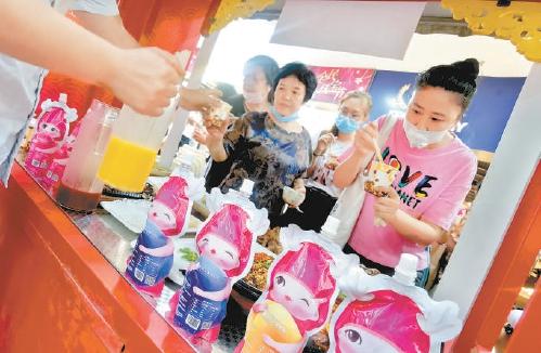 新一批北京消费券发放撬动市民消费升级