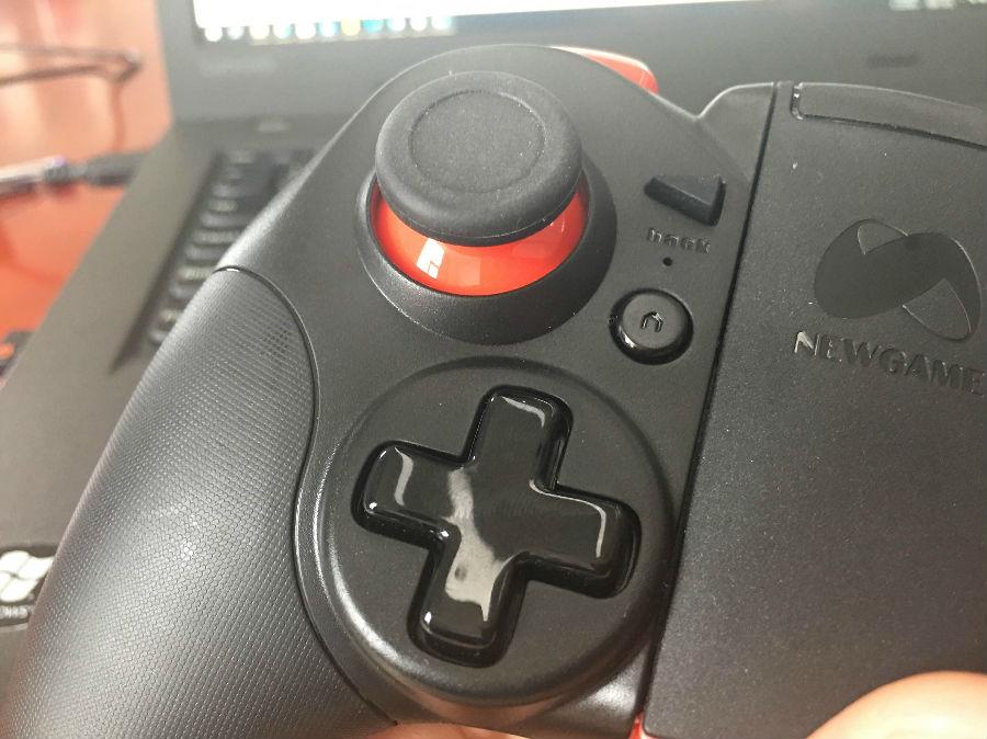 新游N1pro增强版蓝牙游戏手柄使用评测