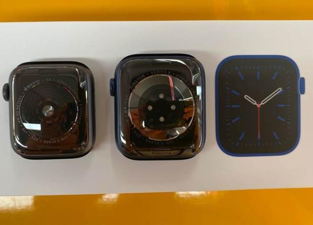 AppleWatch Series6与SE平价款 单圈表环超舒适