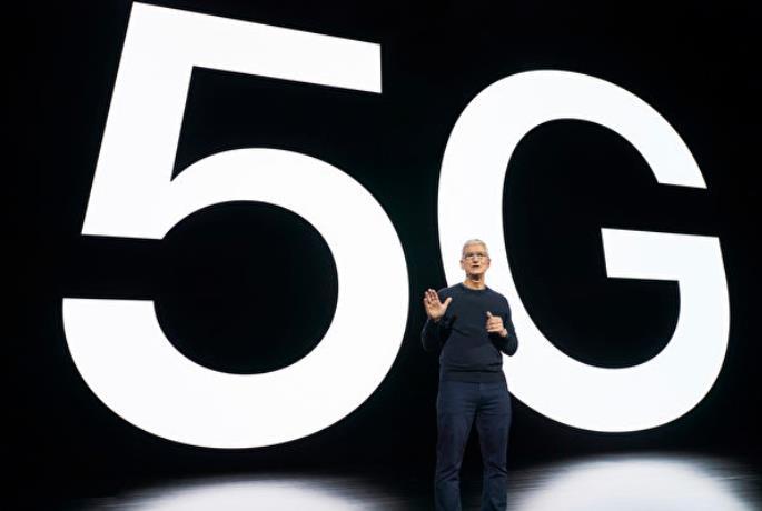 进入新时代 苹果发布四种型号5G iPhone12