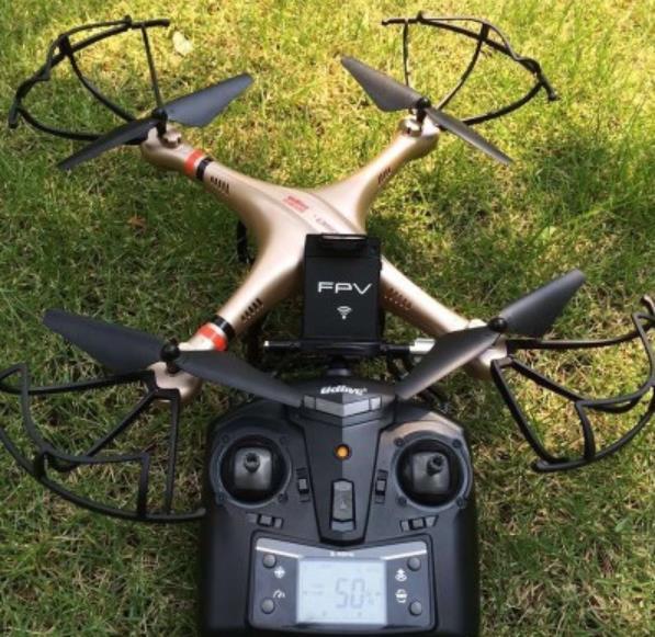 瑞可无人机遥控器使用说明方法