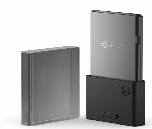 玩家必备 希捷推出Xbox Series XS专用扩展内存卡