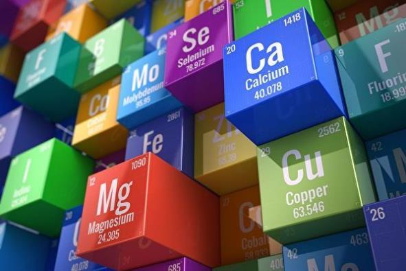 科学家推出更新的元素周期表