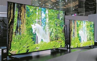 大尺寸电视成市场宠儿,8K电视开启平价消费