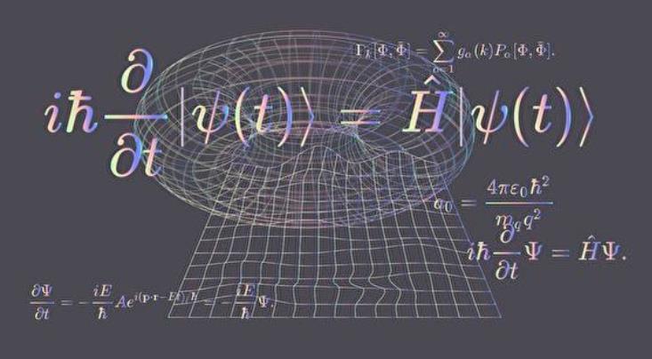 研究实现人工智能解薛定谔方程