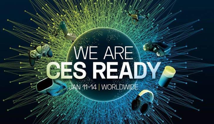 CES吸引近二千家厂商参展 成规模最大数码科技展会