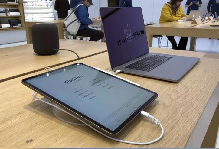 首款5G平板来了?新iPadPro设计示意图流出