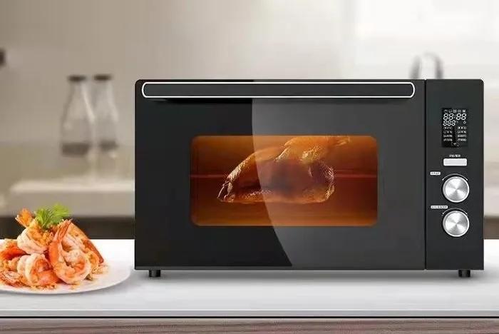 吃货必备,低脂轻油酷炫的空气炸烤箱!